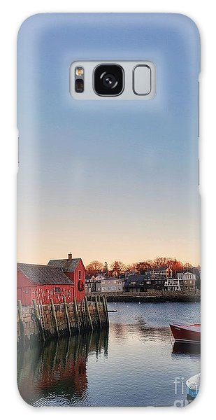Rockport Massachusetts  Galaxy Case