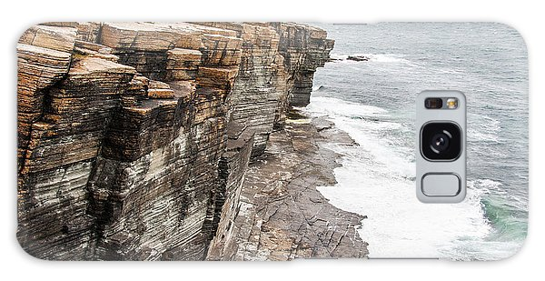 Scenery Galaxy Case - Rocks And Cliffs Of Mull Head Nature by Duchy