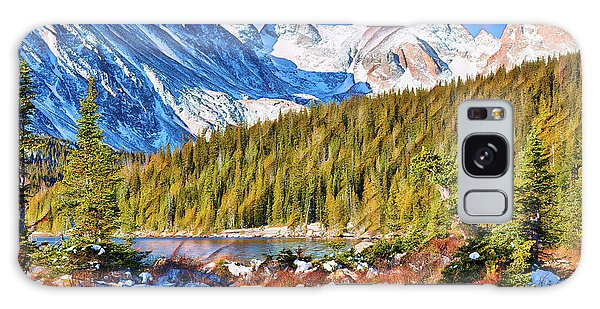 Indian Peaks Wilderness Galaxy Case - Rocky Mountain High by Eric Glaser