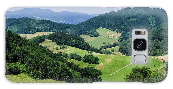 Rolling Hills Of The Black Forest Galaxy Case