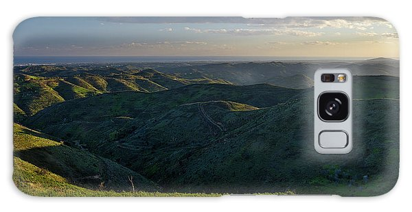Rolling Mountain - Algarve Galaxy Case