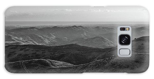 Rolling Mountain Galaxy Case