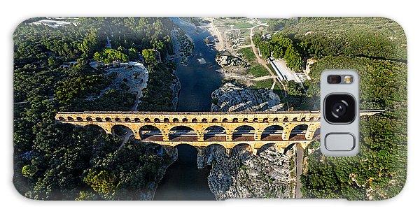 Historical Galaxy Case - Roman Aqueduct, Pont Du Gard by Er 09