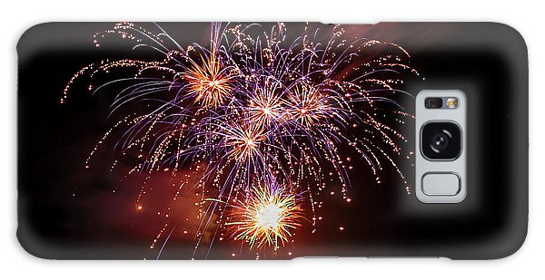 Fireworks Galaxy Case - Romancing In The Dark Collection Set 03 by Az Jackson