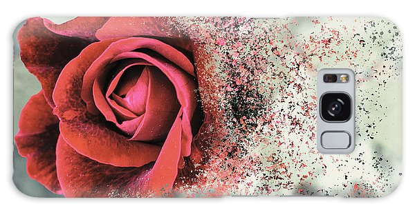 Rose Disbursement Galaxy Case