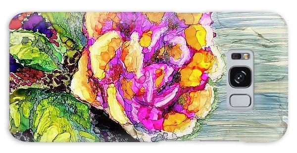 Rose Still Life Galaxy Case
