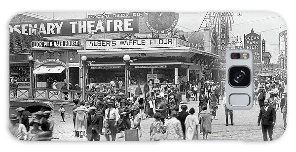 Rosemary Theater Santa Monica Galaxy Case