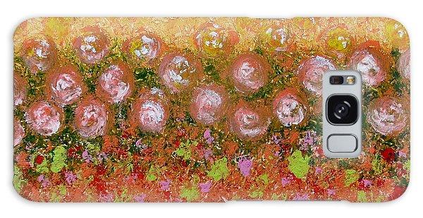 Roses Of Autumn Galaxy Case