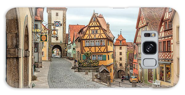 Cultural Center Galaxy Case - Rothenburg Ob Der Tauber, Famous by Boris Stroujko