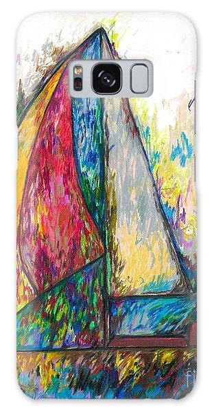 Rough Sailing Galaxy Case