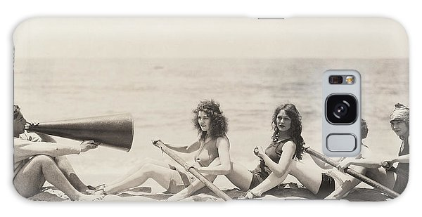 Historical Galaxy Case - Rowing Lesson by Everett Collection