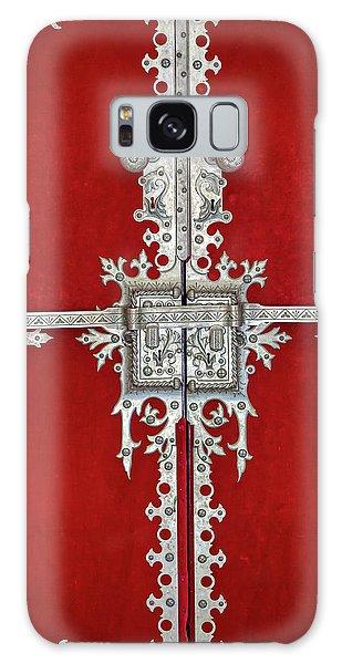 Royal Door Of Sintra Galaxy Case