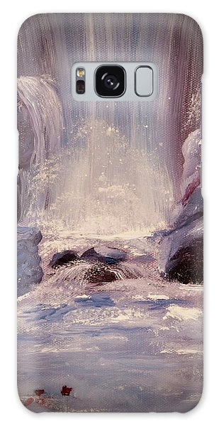 Royal Falls Galaxy Case