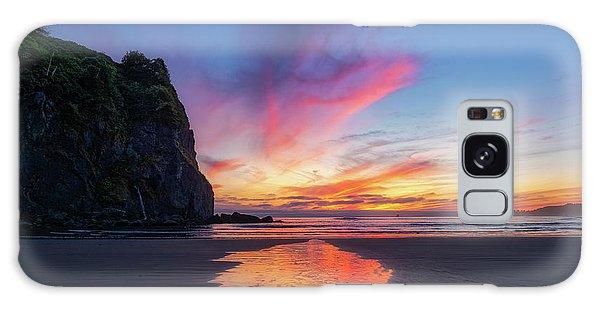 Ruby Beach 21 Galaxy Case