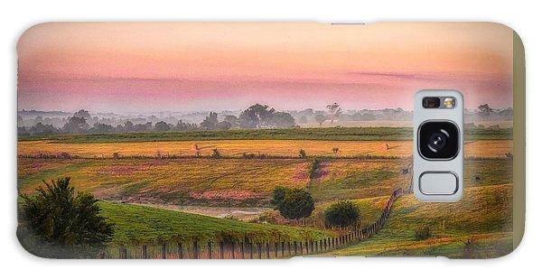 Rural Landscape Galaxy Case