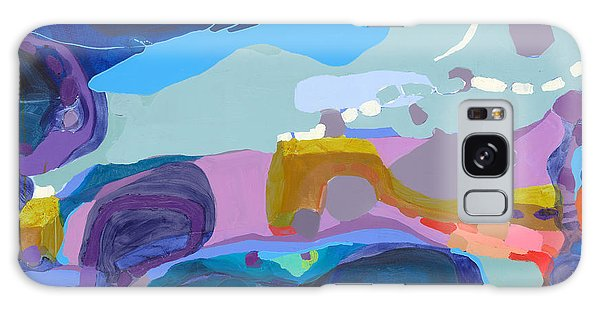 Galaxy Case - Rush Hour by Claire Desjardins