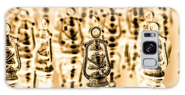 Pendant Galaxy Case - Rustic Reflections by Jorgo Photography - Wall Art Gallery