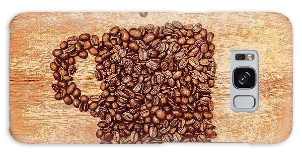 Cafe Galaxy Case - Rustic Roast by Jorgo Photography - Wall Art Gallery