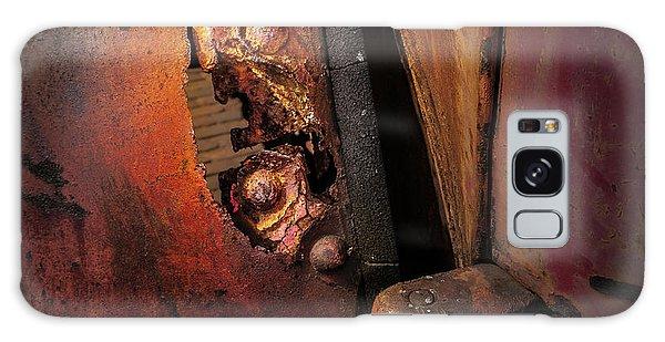 Rusty Hinge Galaxy Case