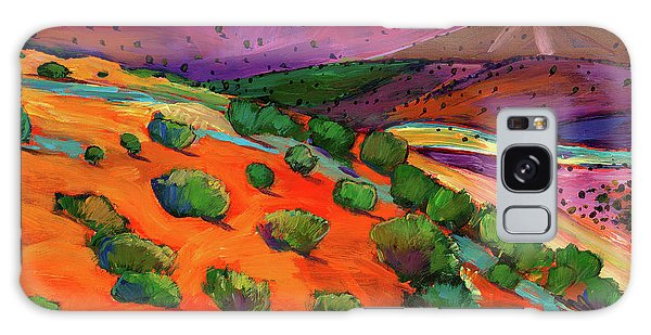 Sangre De Cristo Galaxy Case - Sage Slopes by Johnathan Harris