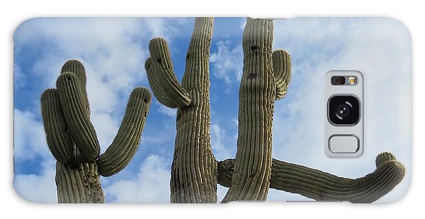 Saguaro Clique Galaxy Case