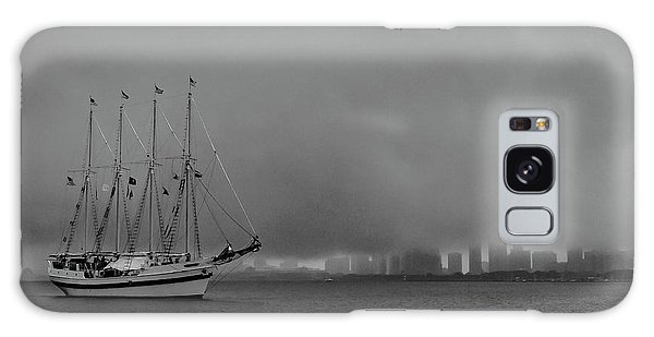 Sail In The Fog Galaxy Case