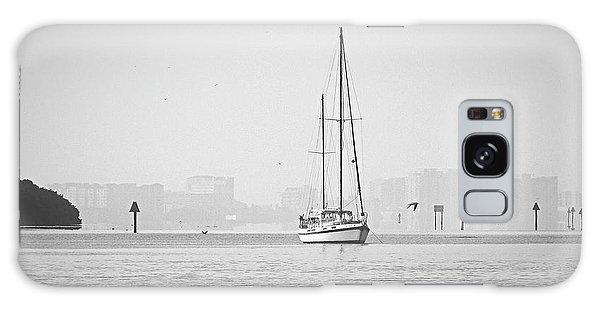 Sail Out Of Sarasota Galaxy Case