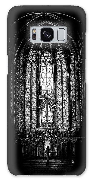 Sainte-chapelle Galaxy Case
