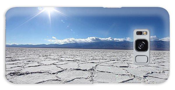 Death Galaxy Case - Salt Badwater Formations In Death by Tobkatrina