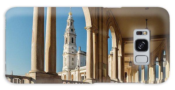 Sanctuary Of Fatima, Portugal Galaxy Case
