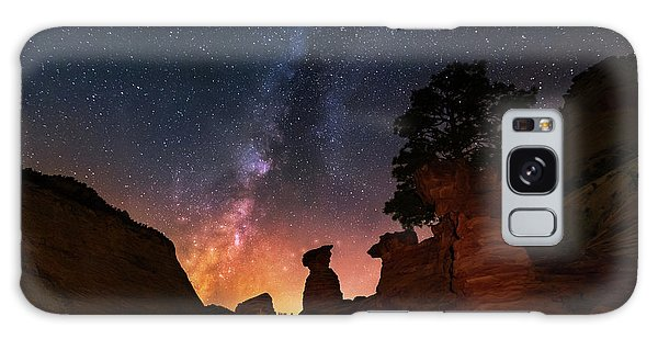 Galaxy Case featuring the photograph Sanctuary by Tassanee Angiolillo