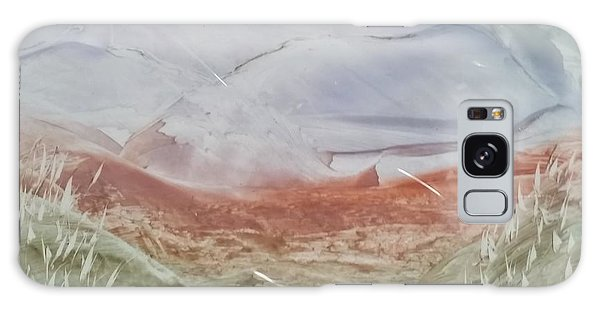 Sand Dunes  Galaxy Case