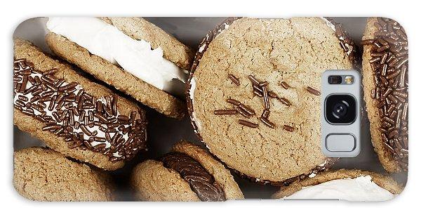 Tasty Galaxy Case - Sandwich Cookies by Dana2000