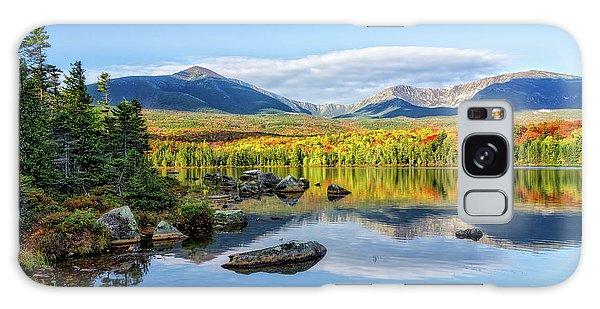 Sandy Stream Pond Baxter Sp Maine Galaxy Case