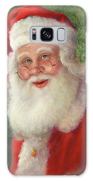 Old Florida Galaxy Case - Santa Claus by Laurie Snow Hein