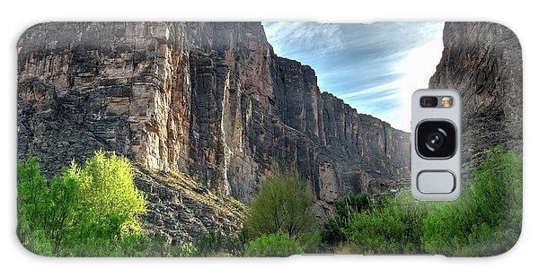 Santa Elena Canyon Galaxy Case