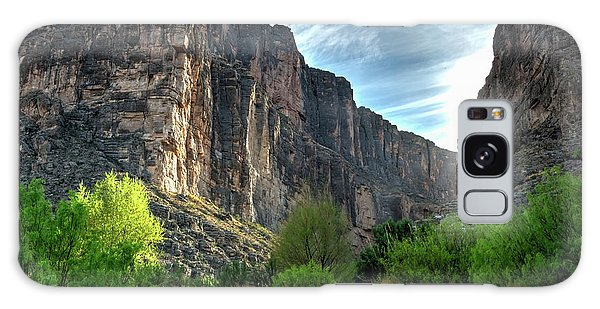 Santa Elena Canyon Galaxy Case