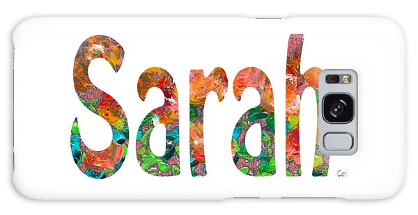 Sarah Galaxy Case