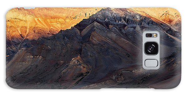 Galaxy Case featuring the photograph Sarchu Sunrise by Whitney Goodey