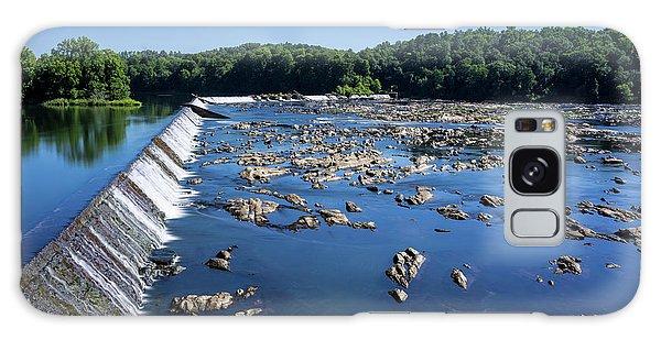 Savannah River Rapids - Augusta Ga 2 Galaxy Case