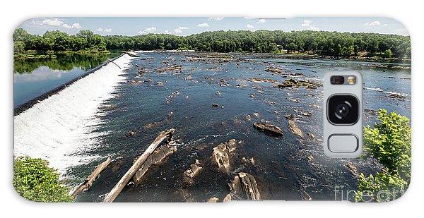 Savannah River Rapids - Augusta Ga Galaxy Case