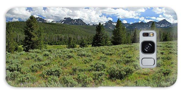 Sawtooth Range Crooked Creek Galaxy Case