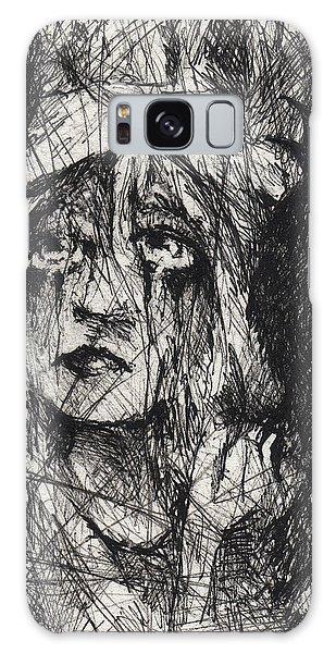 Galaxy Case - Scarecrow by Rachel Christine Nowicki