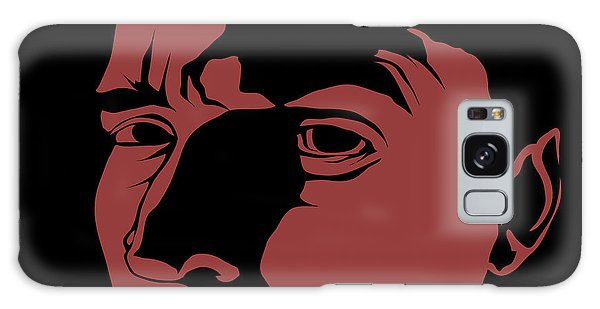 Hero Galaxy Case - Scary Face Image by Luther