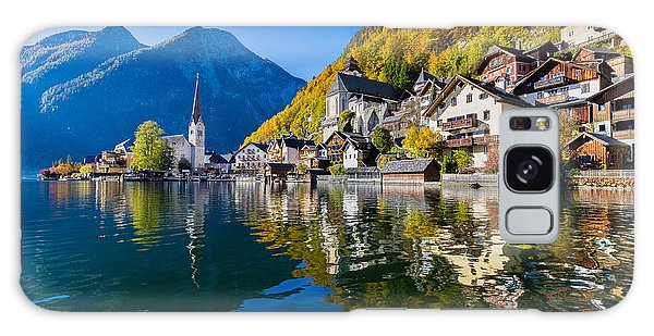 Scenery Galaxy Case - Scenic Picture-postcard View Of Famous by Canadastock