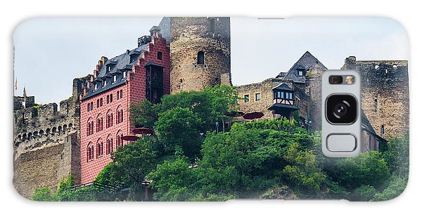 Schonburg Castle Galaxy Case