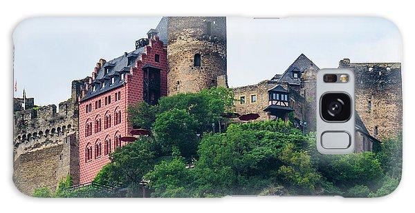 Schonburg Castle Galaxy Case
