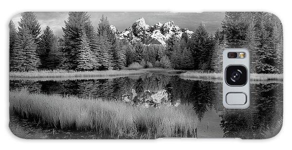 Teton Range Galaxy Case - Schwabacher Dawn II by Jon Glaser