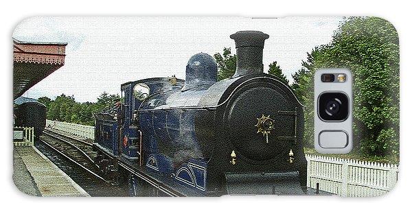 Scotland. Aviemore. Strathspey Railway. Galaxy Case