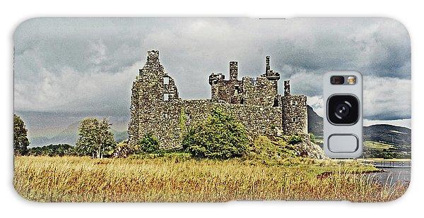 Scotland. Loch Awe. Kilchurn Castle. Galaxy Case